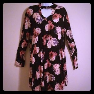 Oddy Lovely floral dress size Xlarge.